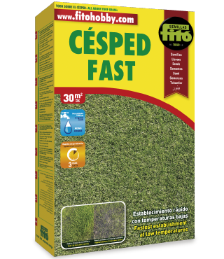 CÉSPED<br /> FAST