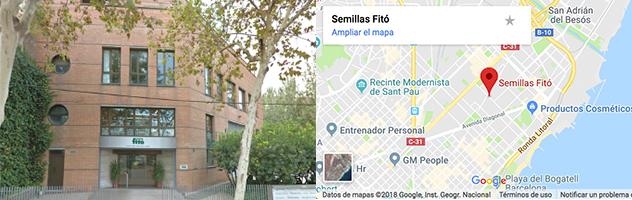 Carrer de la Selva de Mar, 111, 08019 Barcelona